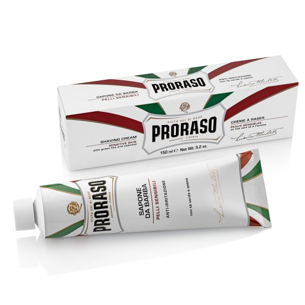 Proraso Shaving Cream Sensitive Green Tea 150 ml
