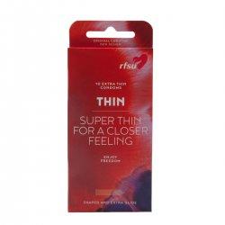RFSU Thin 10-pack kondomer - Den fjärilstunna kondomen