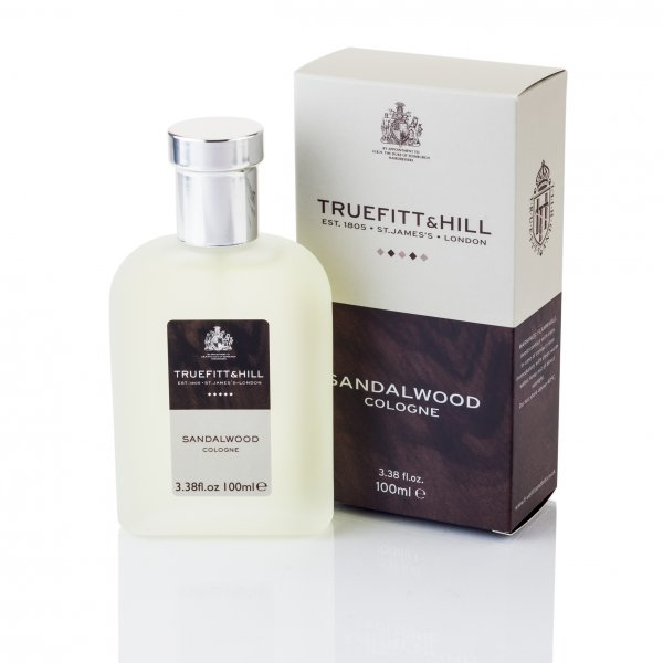 Truefitt & Hill Sandalwood Cologne 100 ml