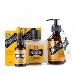 Proraso Beard Kit Wood  Spice