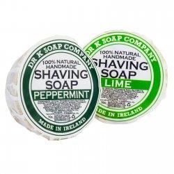 Dr K Shaving Soap (Lime)