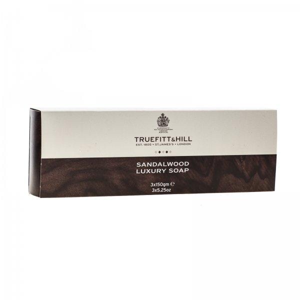 Truefitt & Hill Sandalwood Triple Soap