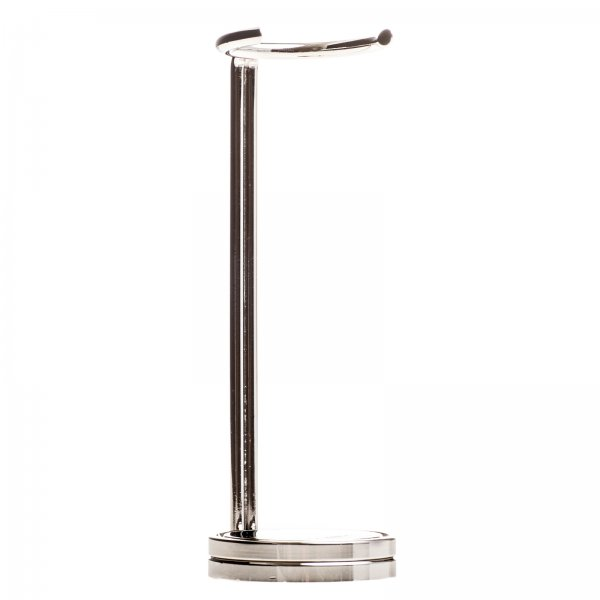 Truefitt & Hill Double Wire Brush Stand Chrome