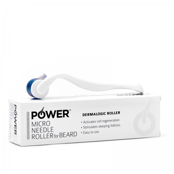 Power Micro Needle Roller - Beard 0.5 mm