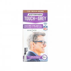 Just For Men – Touch of Grey – Medium Brown Grey