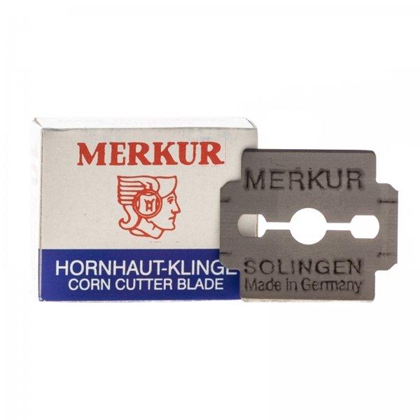 Merkur Corn/Feet razor blades 10-pack