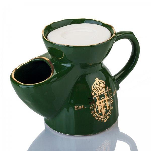 Truefitt & Hill Green Shaving Mug