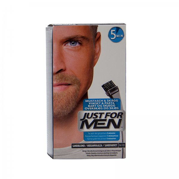 Just For Men Beard and Sideburns – Sandy Blond