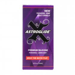 Astroglide X Glidmedel (silikonbaserat)