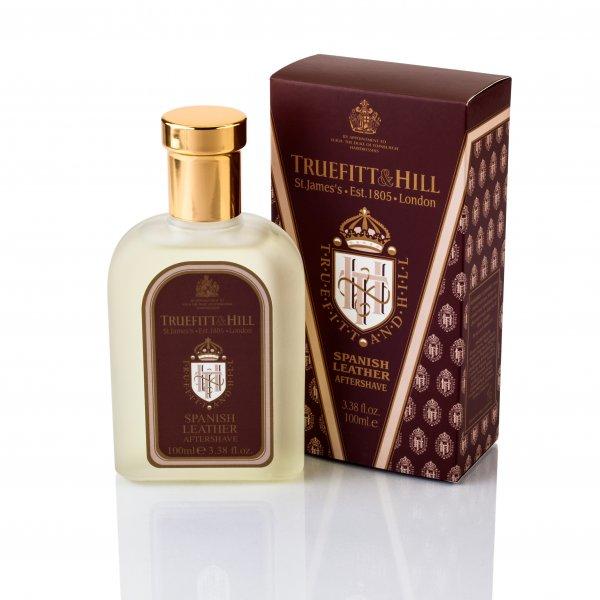 Truefitt & Hill Spanish Leather Aftershave 100 ml