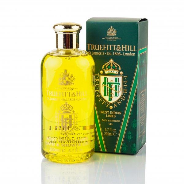 Truefitt & Hill West Indian Limes Bath & Shower Gel