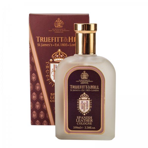 Truefitt & Hill Spanish Leather Cologne 100 ml