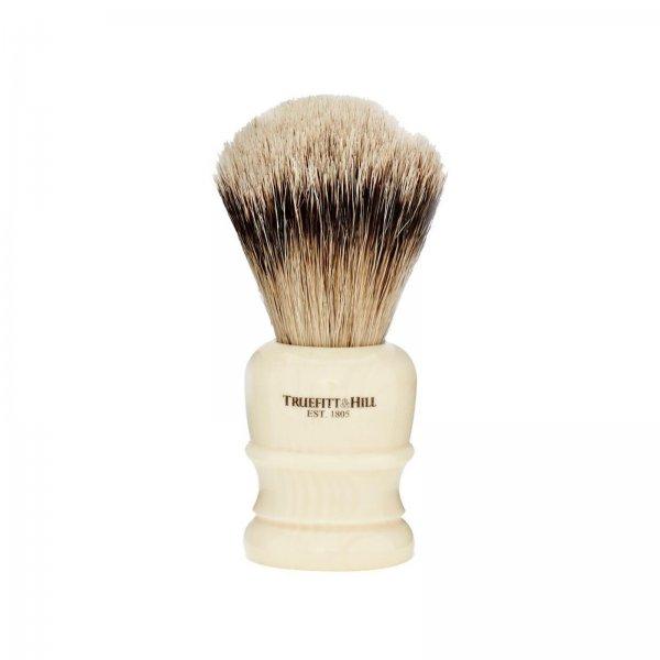 Truefitt & Hill Faux Ivory Synthetic Shave Brush Wellington