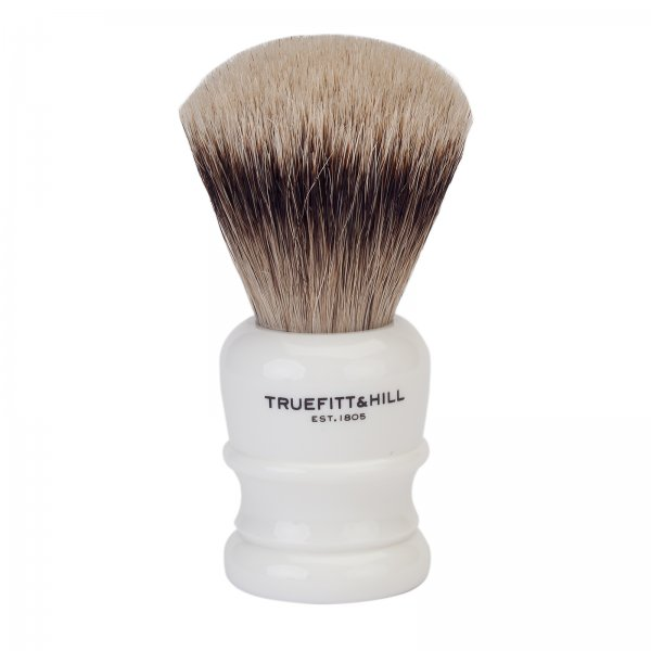 Truefitt & Hill Shaving Brush Wellington Porcelain Super Badger