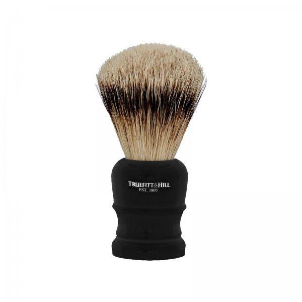 Truefitt & Hill Faux Ebony Synthetic Shave Brush Wellington