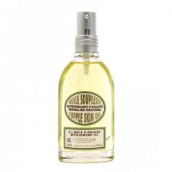 L'Occitane Almond Supple Skin Oil – Mot hudbristningar