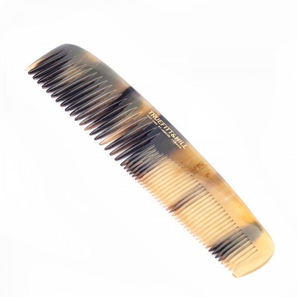 Truefitt & Hill Double Tooth Horn Comb