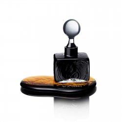 Agonist Black Amber Glass Sculpture + 50 ml EdP