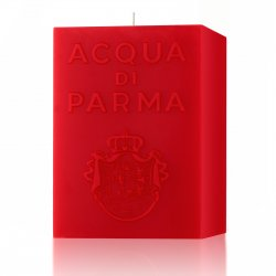 Acqua di Parma Doftljus Kub – Röd Kryddig
