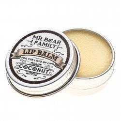 Mr Bear Lip Balm Coconut