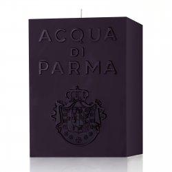Acqua di Parma Doftljus Kub – Svart Amber