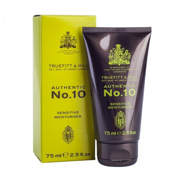 Truefitt & Hill Authentic No.10 Sensitive Moisturiser 75 ml