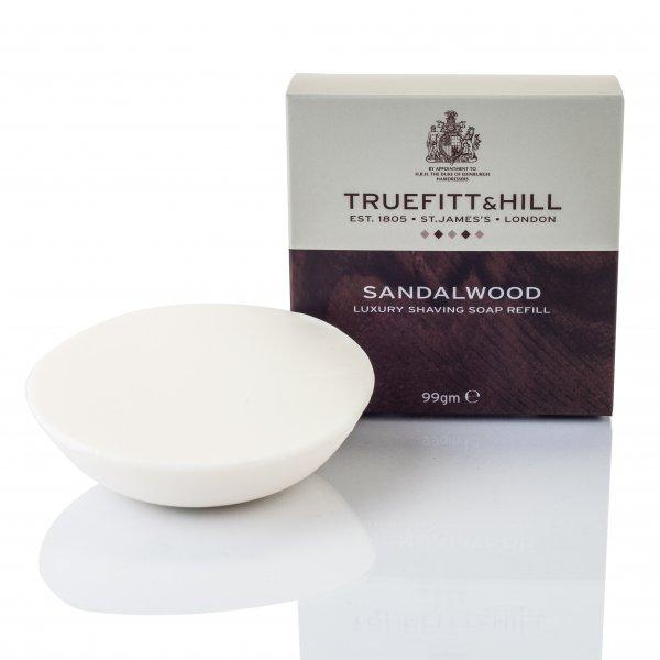 Truefitt & Hill Sandalwood Luxury Shaving Soap  Refill