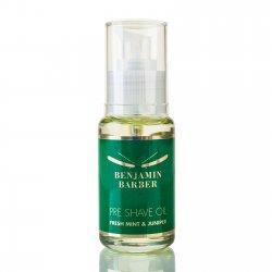 Benjamin Barber Pre-Shave Oil Fresh Mint & Juniper 50 ml