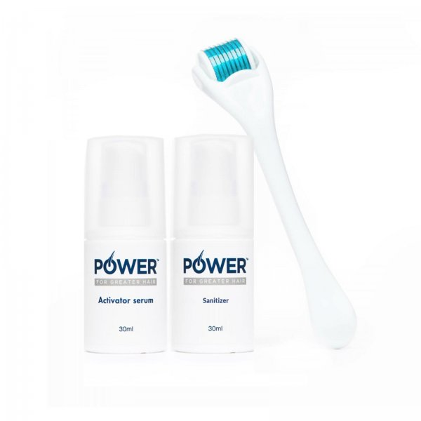 Power Get Started Kit - Hair
