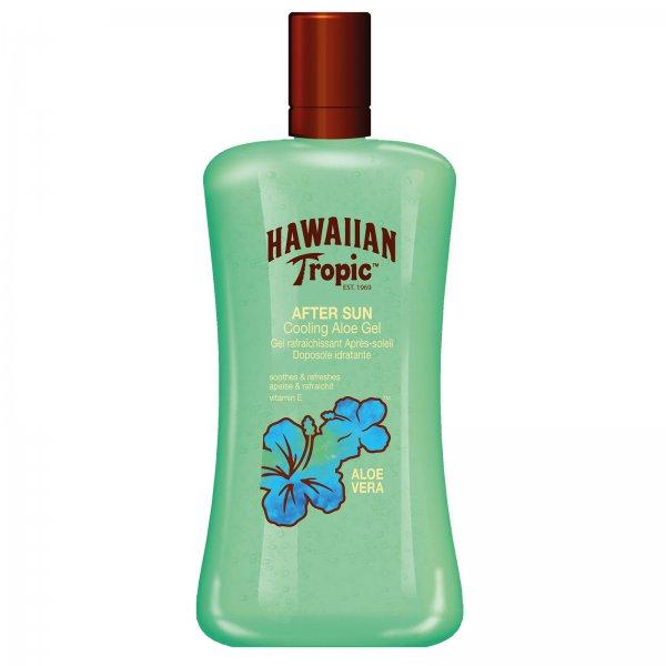 Hawaiian Tropic Cool Aloe Vera Gel - After Sun 200ml