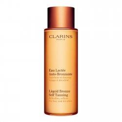 Clarins Liquid Bronze Self Tanning - brun utan sol för ansiktet