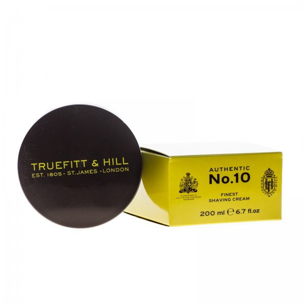 Truefitt & Hill Authentic No.10 Finest Shaving Cream