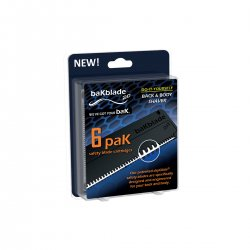 bakBlade 2.0 replacement blades 6-pack