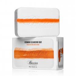 Baxter Vitamin Cleansing Bar Citrus 198 g