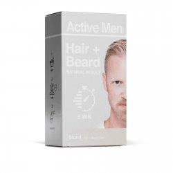 Active Men Skägg- och hårfärg – Blond