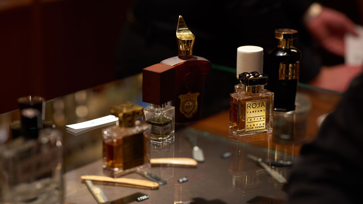 The Highest Rated Perfumes