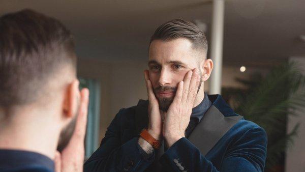 Barbering med akne