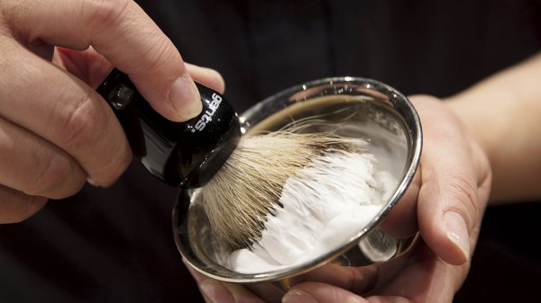 The Shaving Brush
